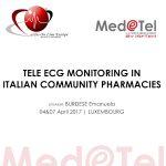 TELE ECG MONITORING